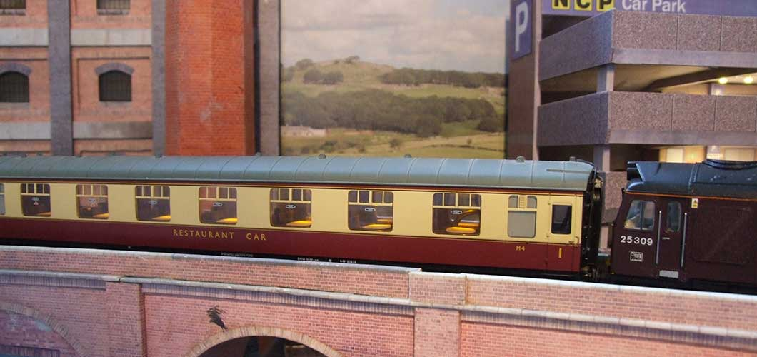 Welcome to Express Models - the home of model railways